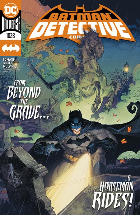 Detective Comics #1028 Cvr A Kenneth Rocafort - Comics