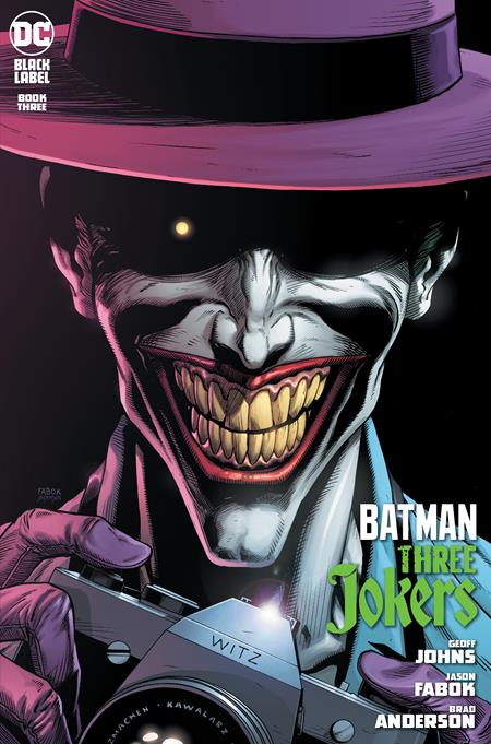 Batman Three Jokers #3 Premium Variant G Killing Joke Hawaiian - Comics