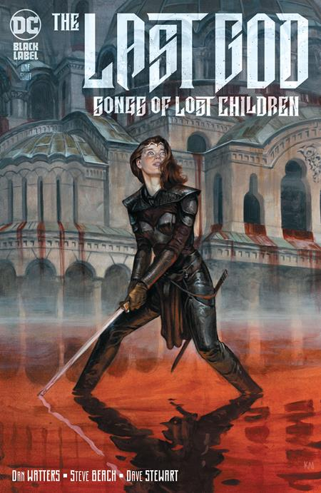 Last God Songs of Lost Children #1 One Shot - Comics