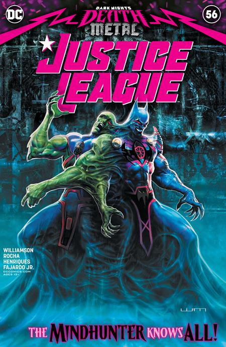 Justice League #56 Cvr A Liam Sharp - Comics