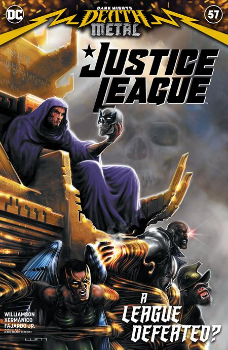 Justice League #57 Cvr A Liam Sharp - Comics