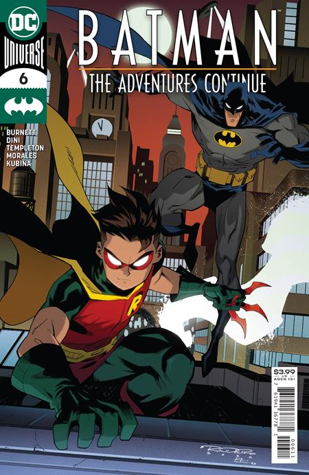 Batman The Adventures Continue #6 Cvr A Khary Randolph - Comics