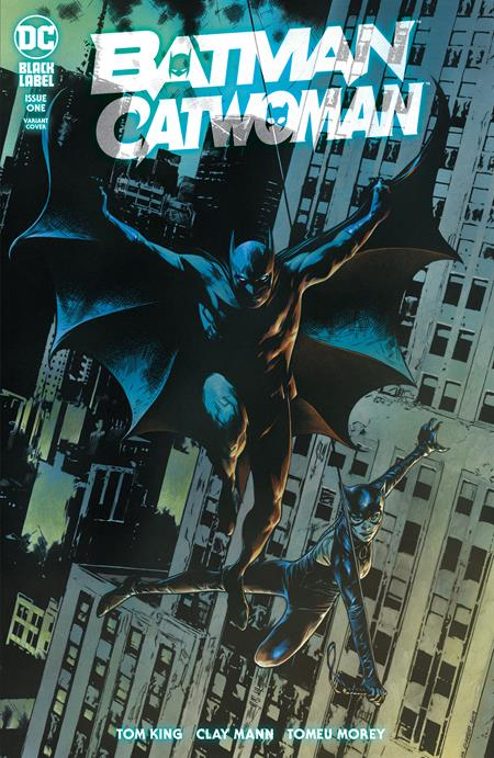 Batman Catwoman #1 Cvr C Travis Charest Variant (of 12) - Comics