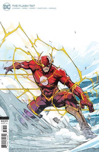 Flash #767 Cvr B Hicham Habchi Variant Endless Winter - Comics