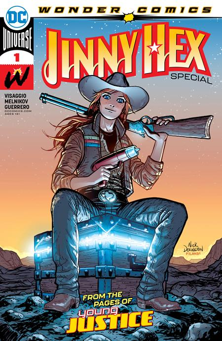 Jinny Hex Special #1 One Shot Cvr A Nick Derington - Comics