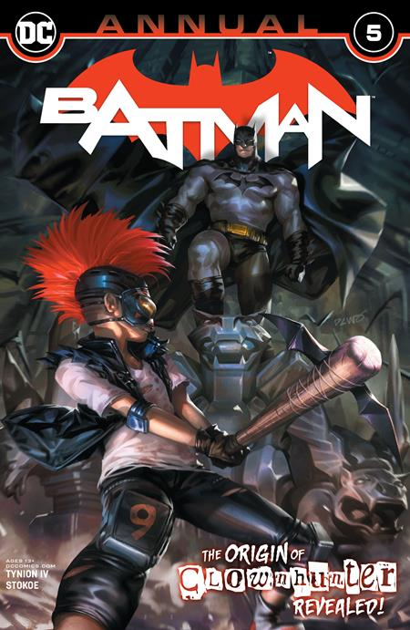 Batman Annual #5 Cvr A Derrick Chew - Comics