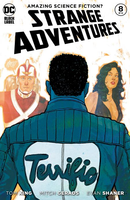 Strange Adventures #8 Cvr A Mitch Gerads (of 12) - Comics