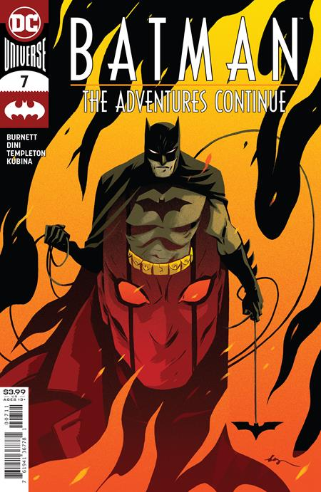 Batman The Adventures Continue #7 Cvr A Becky Cloonan (of 8) - Comics