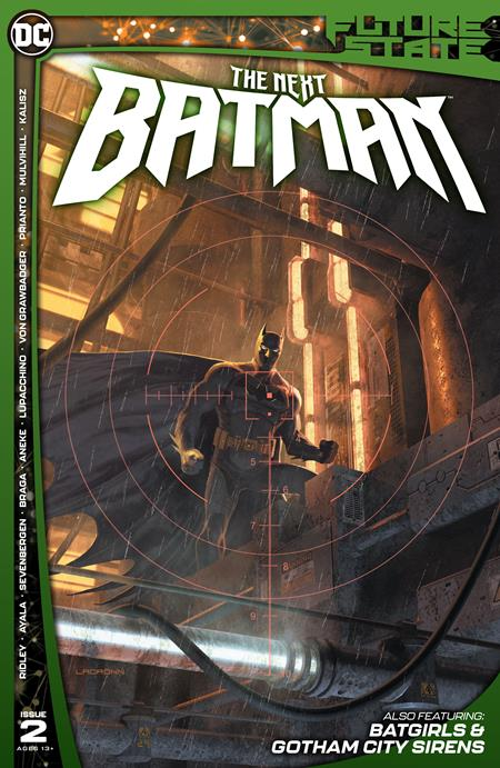 Future State The Next Batman #2 Cvr A Ladronn (of 4) - Comics