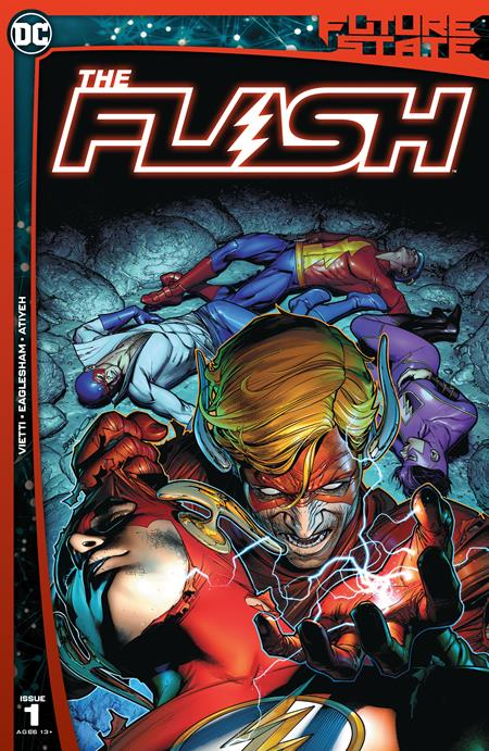 Future State The Flash #1 Cvr A Brandon Peterson - Comics