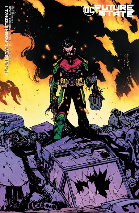 Future State Robin Eternal #1 Cvr B Daniel Warren John - Comics