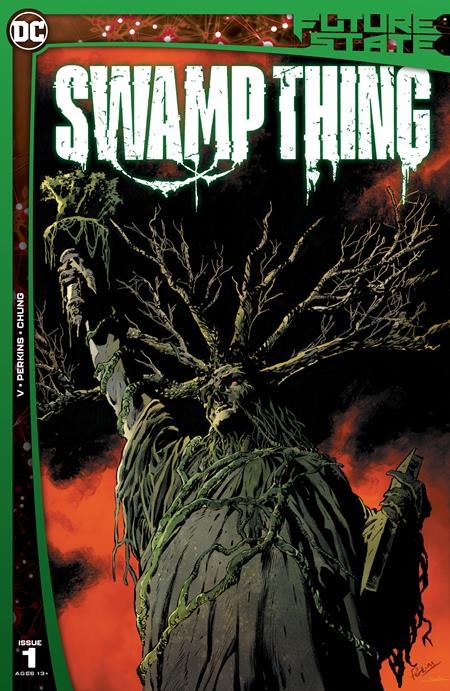 Future State Swamp Thing #1 Cvr A Mike Perkins (of 2) - Comics