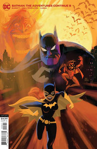 Batman The Adventures Continue #8 Cvr B Ronnie Del Variant - Comics