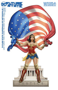 Future State Superman of Metropolis #1 Cvr D Wonder Wonder Woman Cho Variant