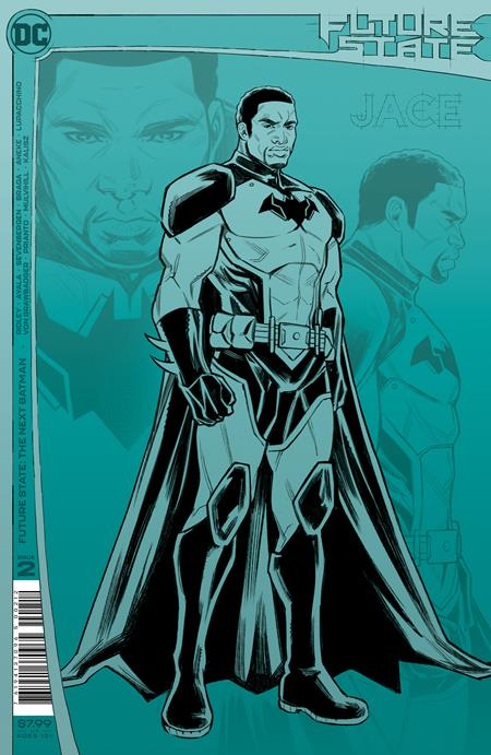 Future State The Next Batman #2 Second Printing (of 4)