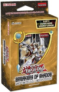 Yu Gi Oh Breakers Of Shadow Special Edition