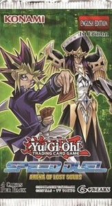 Yu Gi Oh Arena Of Lost Souls Booster Pack