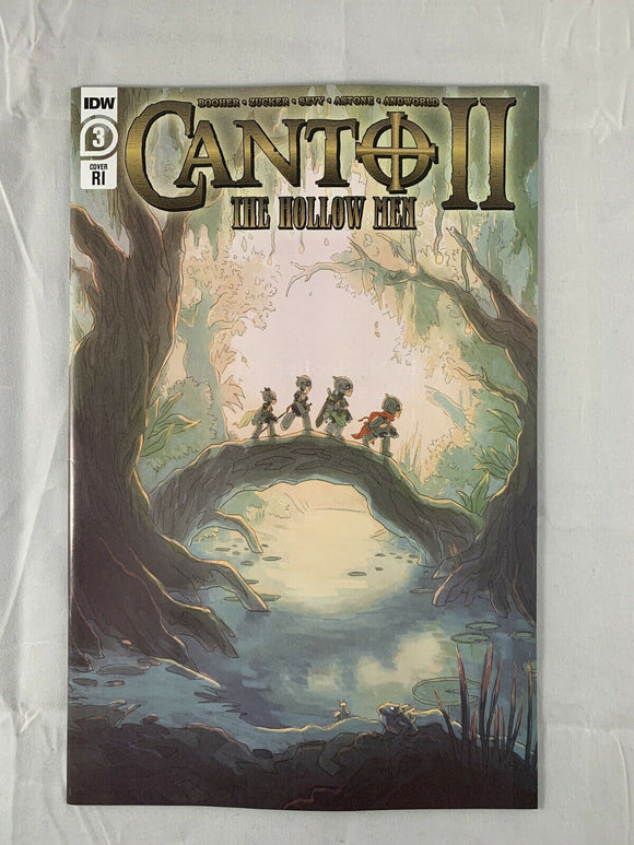 Canto II Hallow Men #3 Alterici 1:10 Variant