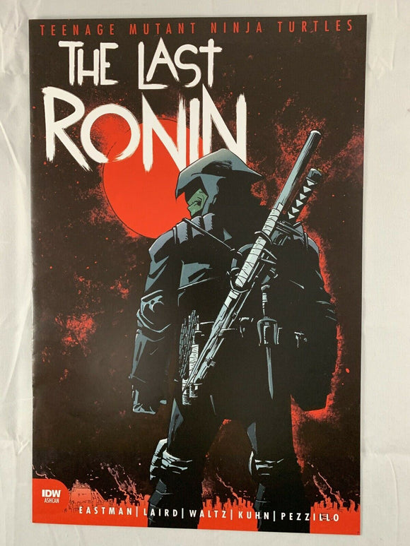TMNT Last Ronin Ashcan Preview 1 VF Eastman Oversized see packing details