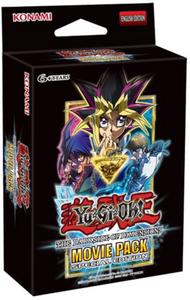 Yu Gi Oh Tcg Movie Pack Special Edition Pack