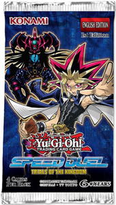 Yu Gi Oh Tcg Speed Duel Trials Kingdom Booster Pack
