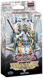 Yu Gi Oh Tcg Structure Deck Wave Of Light