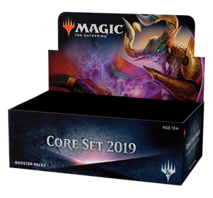 Mtg 2019 Core Booster Display
