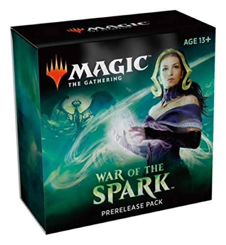Mtg War Of The Spark Pre Release Pack