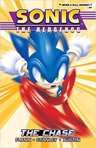 Sonic The Hedgehog Tp Vol 02 The Chase