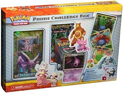 Pokemon Undaunted Prime Challenge Box