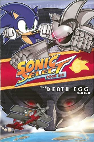 Sonic The Hedgehog Select Tp Vol 06