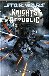 Star Wars Knights Old Republic Tp Vol 08 Destroyer