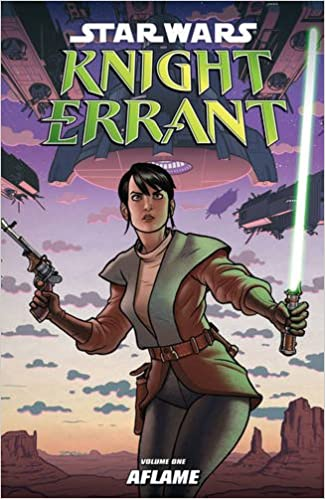 Star Wars Knight Errant Tp Vol 01 Aflame