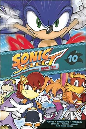 Sonic The Hedgehog Select Tp Vol 10