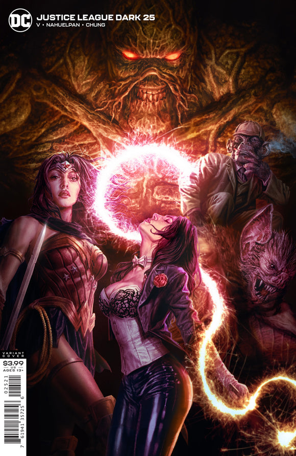 Justice League Dark #25 Cvr B Lee Bermejo Var
