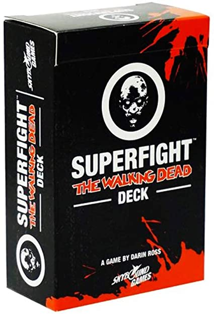 Superfight Walking Dead Deck