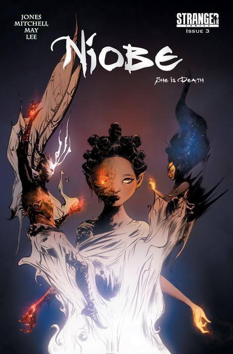 Niobe She Is Death #3 Cvr B Jae Lee