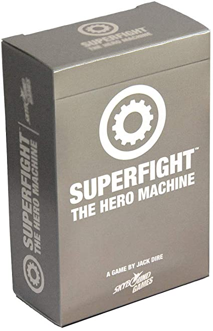 Superfight Hero Machine Deck