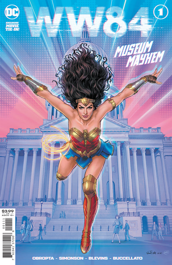 Wonder Woman 1984 #1 One Shot Cvr A Nicola Scott