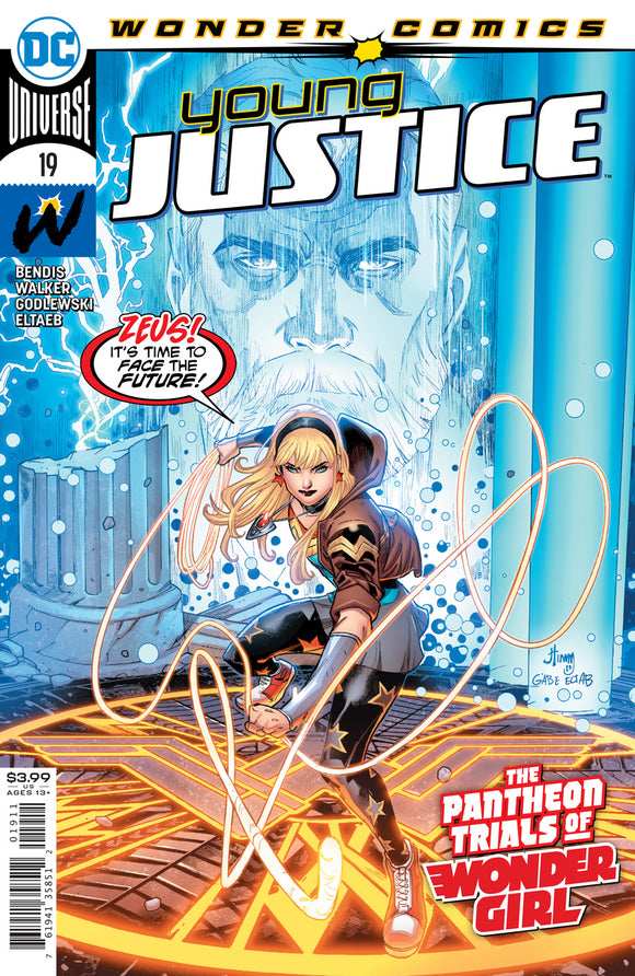 Young Justice #19 Cvr A John Timms