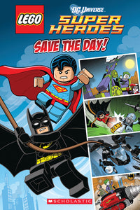 Lego DC Universe Super Heroes Save The Day