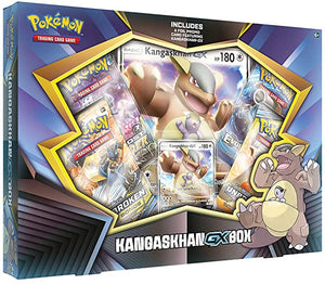 Pokemon Tcg Kangaskhan Gx Box