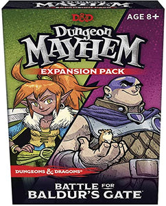 Dungeon Mayhem Battle For Baldur Gate Expansion
