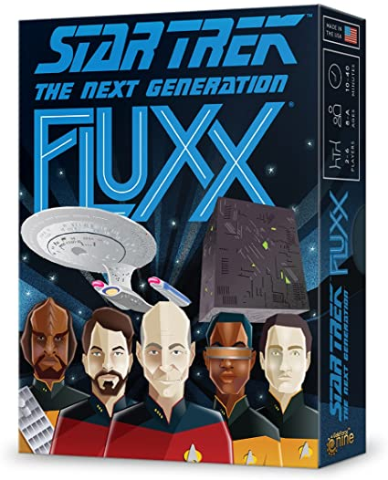 Star Trek Fluxx Next Generation