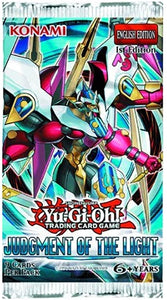 Yu Gi Oh Judgment Of Light Booster Pack