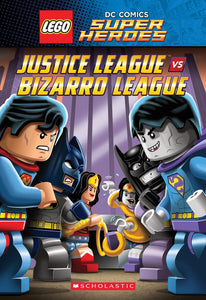 Lego Dc Comics Super Heroes Justice League Vs Bizarro League