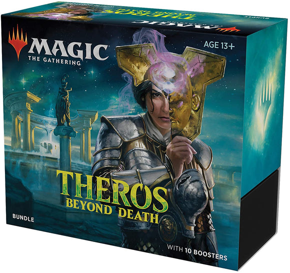 Mtg Tcg Theros Beyond Death Bundle Pack