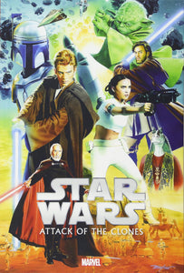 Star Wars Episode Ii Attack Of Clones Photo Comic Tp