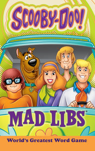 Scooby Doo Mad Lib