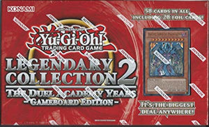 Yu Gi Oh Legendary Collection Ii Box